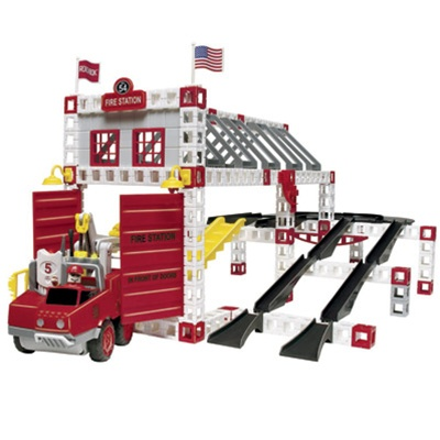Additional kit - Firestation